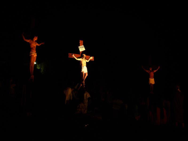 passione di Cristo 2012