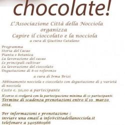locandina choco