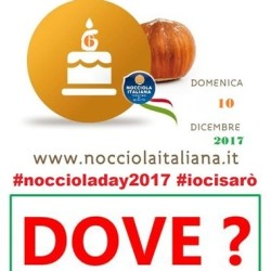 nocciola day dove