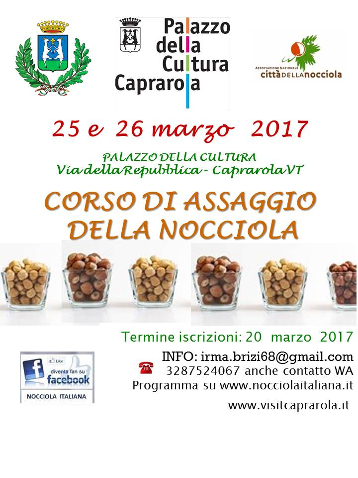 locandina 1corretta caprarola marzo 2017