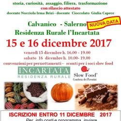 locandinanocciola e cioccolato SA 15 e 16 dicembre