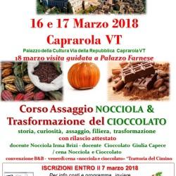 bozza_ locandinanocciola e cioccolato caprarola marzo2018