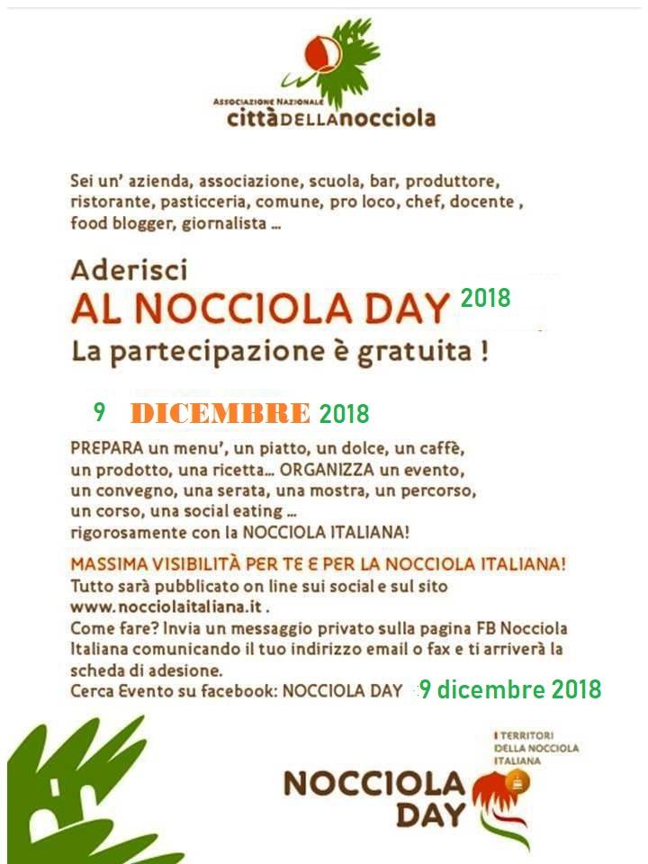 nocciola day 2018 per promo fb