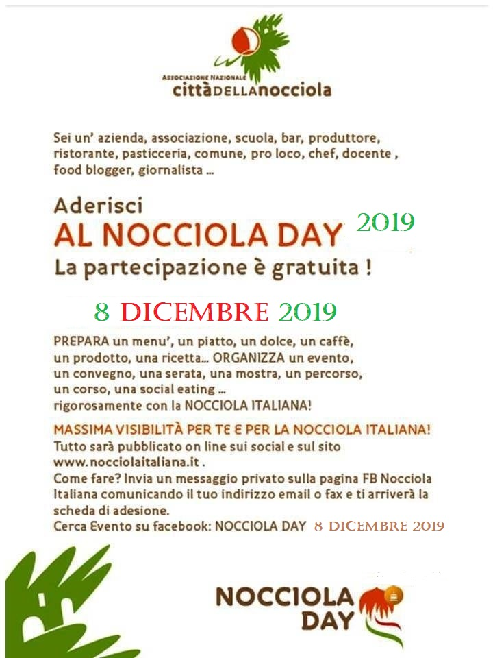 nocciola day 2019 per promo fb