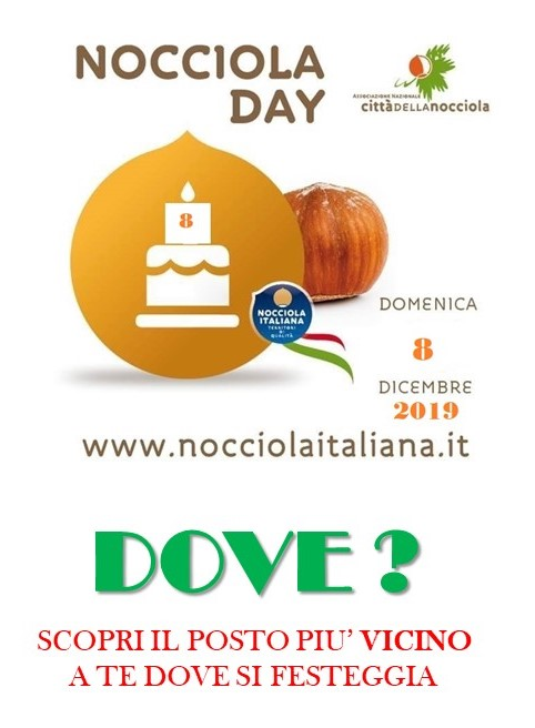 logo nocciola day 2019_ DOVE
